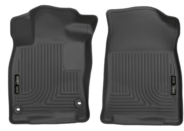 Husky Liners X-act Contour Floor Liners 2016-2018 Honda Civic (Front)