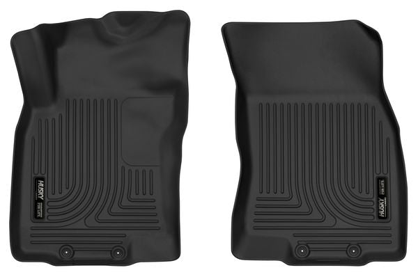 Husky Liners X-act Contour Floor Liners 2014-2018 Nissan Rogue / 2014-2015 Nissan X-TRAIL (Front)