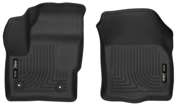 Husky Liners X-act Contour Floor Liners 2015-2018 Lincoln MKC (Front)