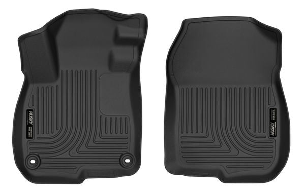 Husky Liners X-act Contour Floor Liners 2017-2018 Honda CR-V (Front)