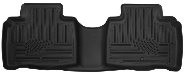 Husky Liners X-act Contour Floor Liners 2016-2018 Lincoln MKX (2nd Seat)