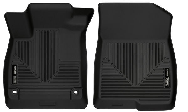 Husky Liners X-act Contour Floor Liners 2018 Honda Accord (Front)