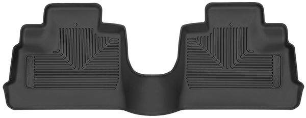 Husky Liners X-act Contour Floor Liners 2014-2017 Jeep Wrangler 4 Door / 2018 Jeep Wrangler JK 4 Door  (2nd Seat)
