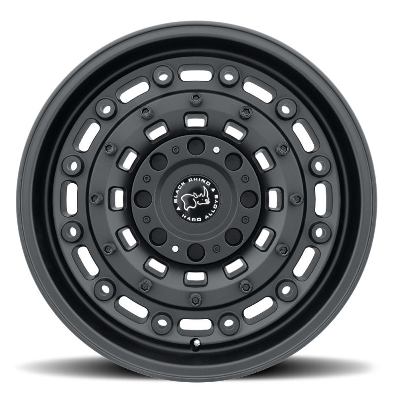 Black Rhino Arsenal 20x12.0 5x127 ET-44 CB 71.6 Textured Matte Black Wheel