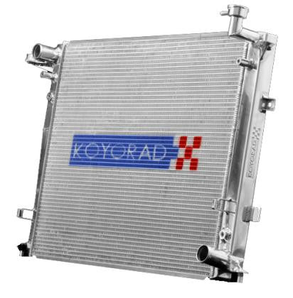 Koyo 25mm Racing Radiator 2012-2015 Honda Civic Si 2.4L Coupe & Sedan