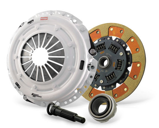 Clutch Masters FX300 Clutch Kit Sprung Disc 2014-2015 BMW M3 3.0L ( Must Use w/ Single Mass Flywheel)