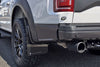 Rally Armor 2017-19 Ford Raptor Black UR Mud Flap White Logo