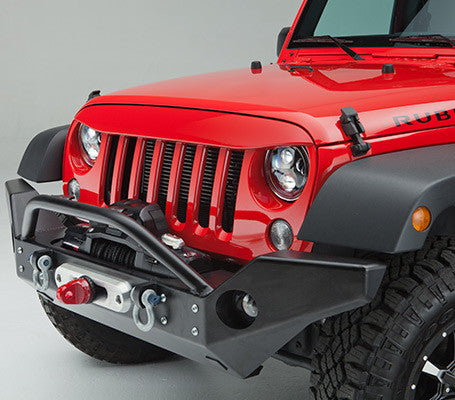 Nighthawk Light Brow 2007-2016 Jeep JK Prepainted