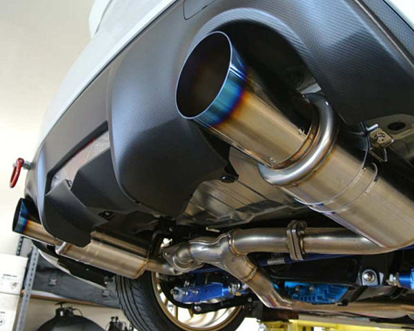 HKS Hi-Power SPEC-L Exhaust 2013-up Scion FR-S / Subaru BRZ