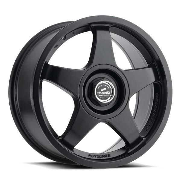 fifteen52 18x8.5 Chicane Asphalt Black