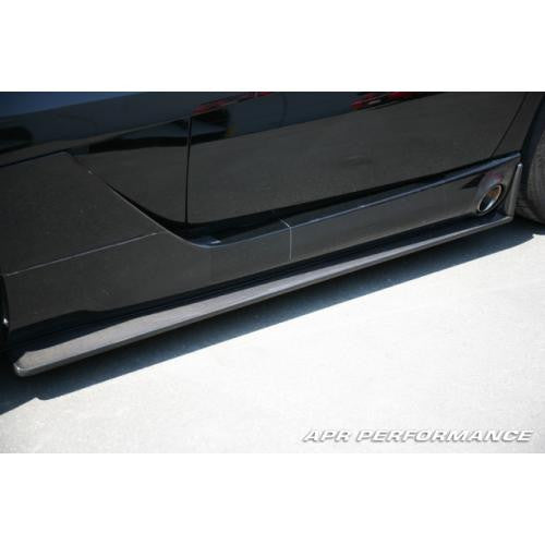 APR Carbon Fiber Side Rocker Extension 2003-up Dodge Viper Coupe & Convertible