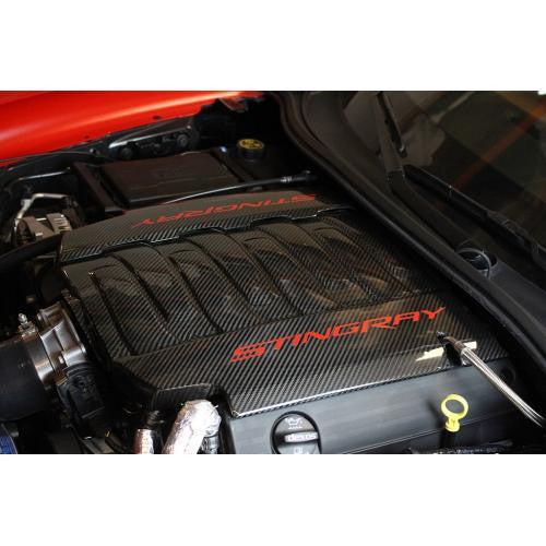 APR Carbon Fiber 2014-2016 Chevrolet Corvette C7 Engine Plenum Cover