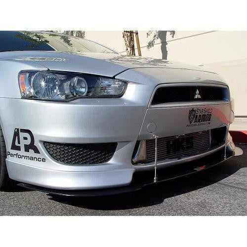 APR Carbon Fiber Wind Splitter 2008-2012 Mitsubishi Lancer