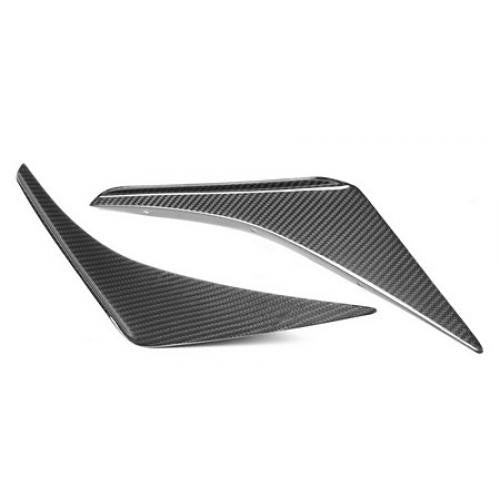 APR Carbon Fiber Front Bumper Canard Set 2013-up Subaru BRZ