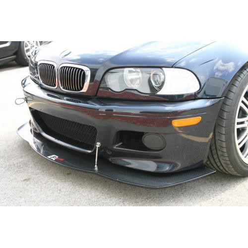 APR Carbon Fiber Wind Splitter 2001-2006 BMW E46 M3