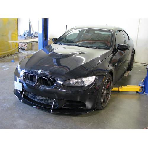 APR Carbon Fiber Wind Splitter 2007-2013 BMW E92 M3
