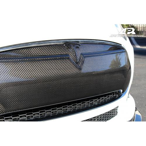Carbon fiber Front Grill 2012-up Tesla Model S