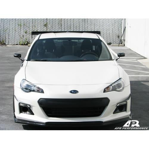 APR Carbon Fiber Front Air Dam 2013-up Subaru BRZ