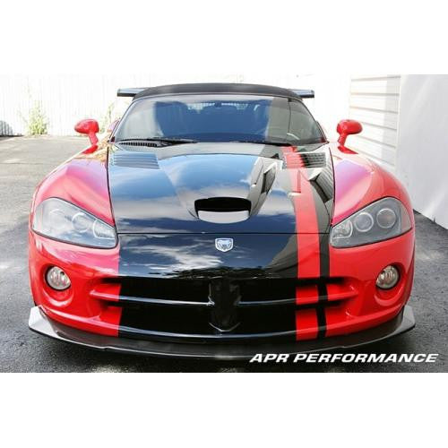 APR Carbon Fiber Front Air Dam 2003-2010 Dodge Viper SRT10