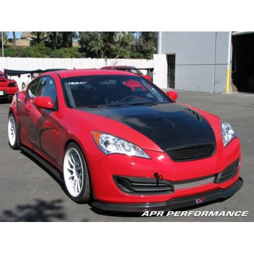 APR Carbon Fiber Side Rocker Extension 2009-up Hyundai Genesis
