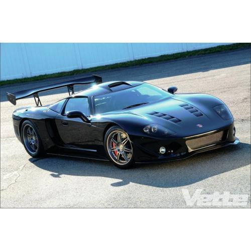 "APR GTC-300 GTM Carbon Fiber Adjustable Wing 67"" Airfoils"
