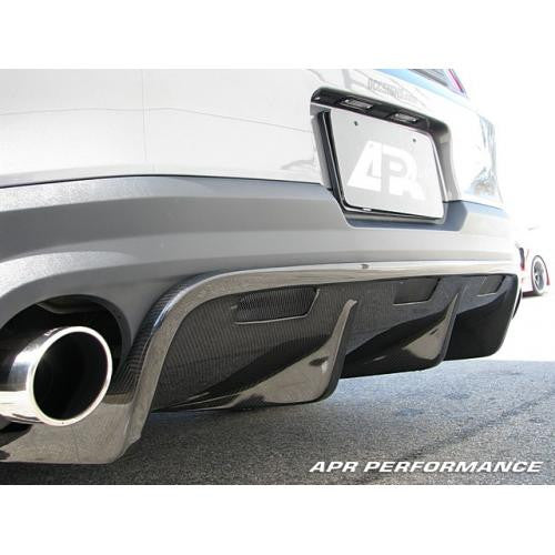 APR Carbon Fiber 2010-2012 Ford Mustang GT Rear Diffuser