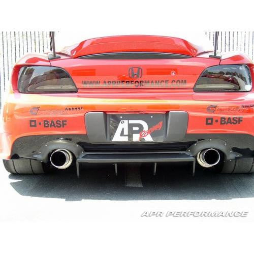 APR Carbon Fiber 2004-2009 Honda S2000 AP2 Rear Diffuser