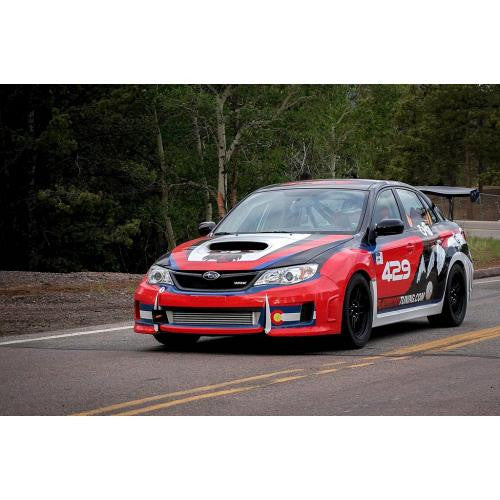APR GTC-500 2002-2007 Subaru WRX/STI Carbon Fiber Adjustable Wing