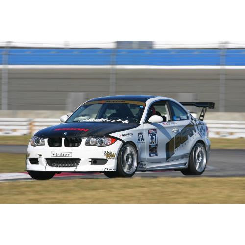 APR GTC-200 2008-up BMW 135i E88 Carbon Fiber Adjustable Wing