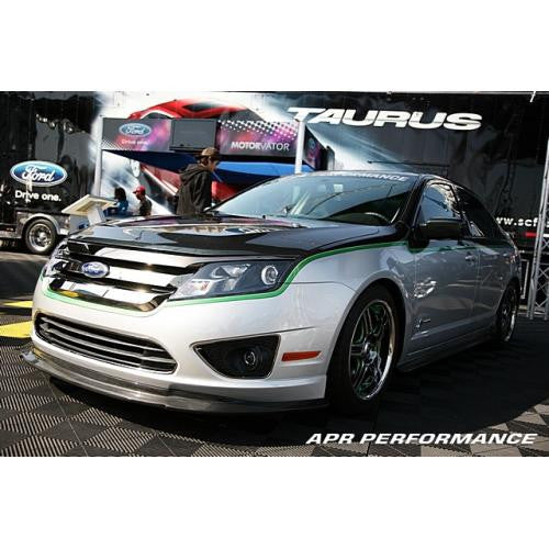 APR Carbon Fiber Front Air Dam 2009-up Ford Fusion