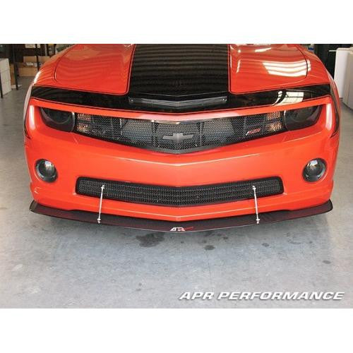 APR Carbon Fiber Wind Splitter 2010-up Chevrolet Camaro SS