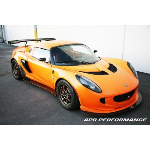 APR Carbon Fiber Side Rocker Extension 2005-2011 Lotus Elise & Exige