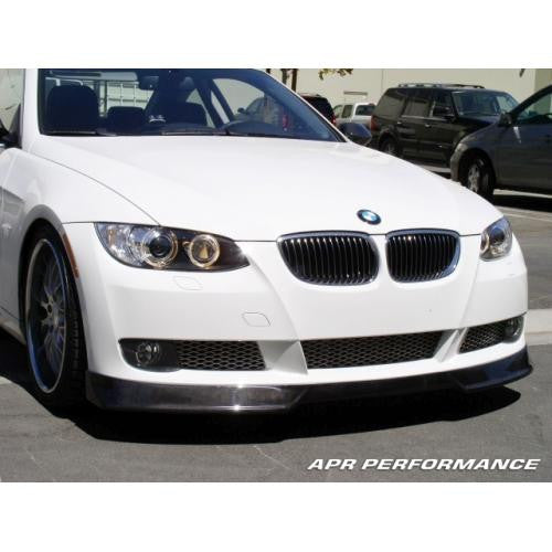 APR Performance Carbon Fiber 2007-up BMW 335 Front Airdam