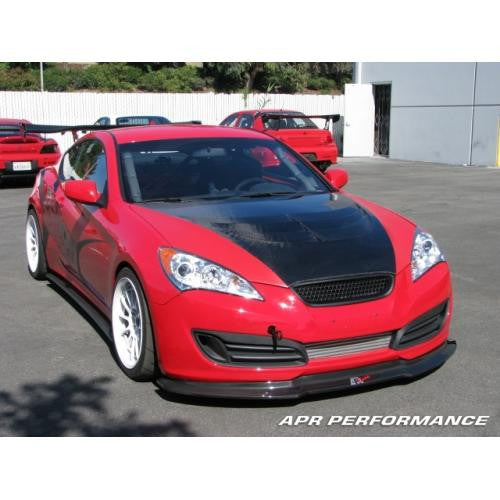 APR Carbon Fiber Front Air Dam 2009-up Hyundai Genesis