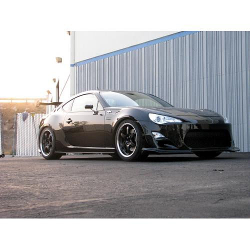 APR Fiber Glass 2013-up Scion FRS Front Bumper w. APR Lip Incorporated