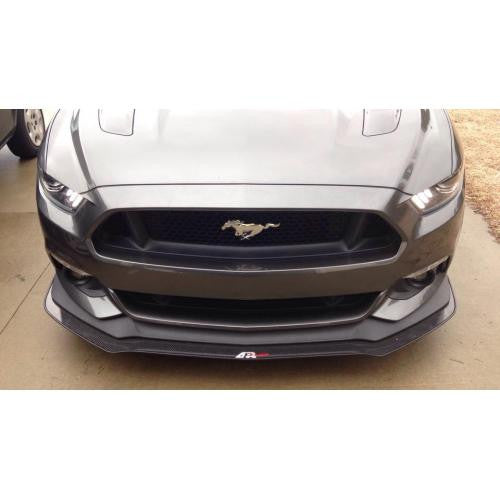 APR Carbon Fiber Wind Splitter 2015-up Ford Mustang With Performance Package