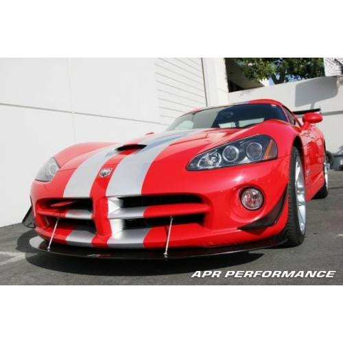 APR Carbon Fiber Front Bumper Canard Set 2003-up Dodge/Viper Coupe/ Convertible