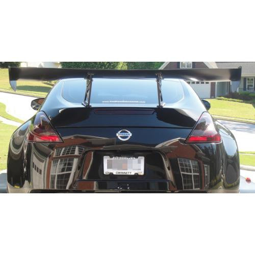 "APR GTC-300 2009-up Nissan 370Z Carbon Fiber Adjustable Wing 67"" Airfoils"