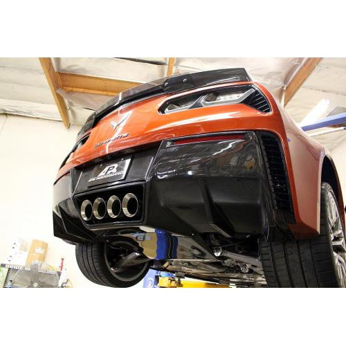 APR Carbon Fiber 2014-up Chevy Corvette C7 (with Undertray) Rear Diffuser