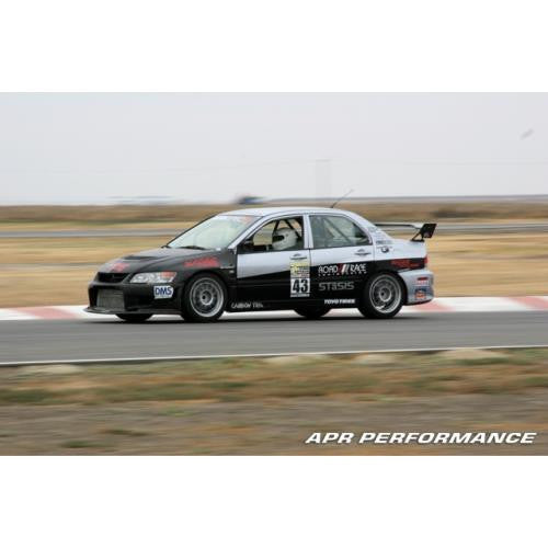 APR GTC-200 2003-2007 Mitsubishi Evolution 8/9 Carbon Fiber Adjustable Wing