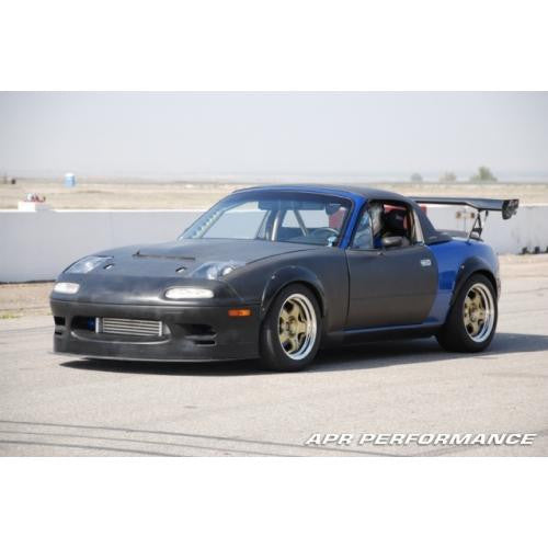APR GTC-200 1990-2005 Mazda Miata Carbon Fiber Adjustable Wing