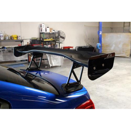 "APR GTC-300 2015-up Subaru STI Carbon Fiber Adjustable Wing 67"" Airfoils"