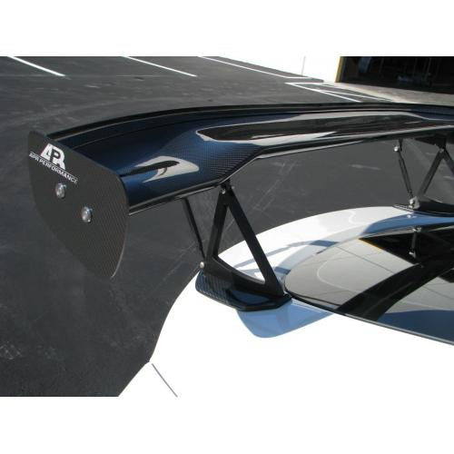 APR GTC-200 2002-2008 BMW Z4M Coupe E86 Carbon Fiber Adjustable Wing