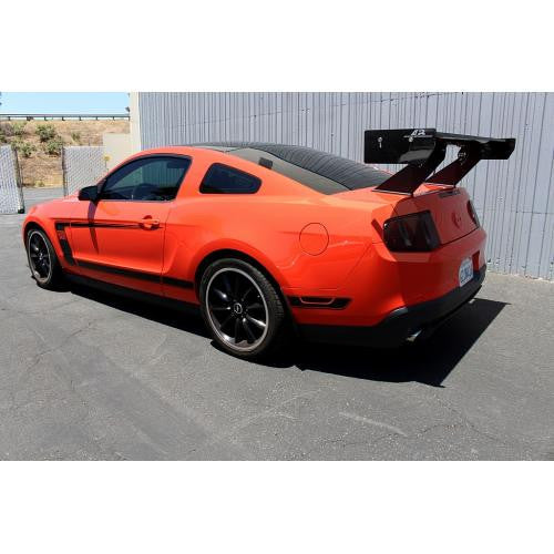 "APR GTC-200 2010-2014 Ford Mustang Carbon Fiber Adjustable Wing 67"" Airfoils"