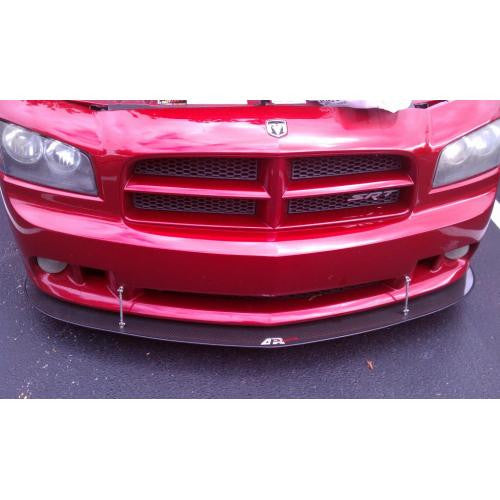 APR Carbon Fiber Wind Splitter 2006-2010 Dodge Charger SRT-8
