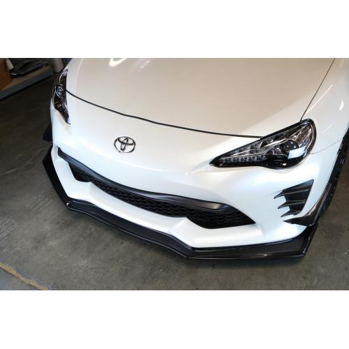 APR Carbon Fiber Front Air Dam 2017-up Toyota GT-86