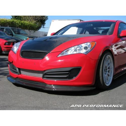 APR Carbon Fiber Front Air Dam 2009-2011 Hyundai Genesis