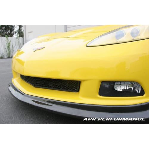 APR Carbon Fiber Front Air Dam 2005-up Chevrolet Corvette/Standard C6 ONLY