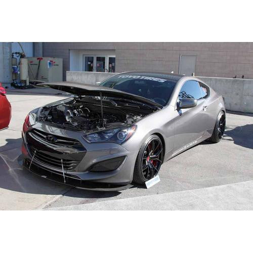 APR Carbon Fiber Wind Splitter 2013-up Hyundai Genesis Coupe