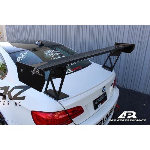 "APR GTC-250 2005-2011 BMW E92 M3 Carbon Fiber Adjustable Wing 61"" Airfoils"